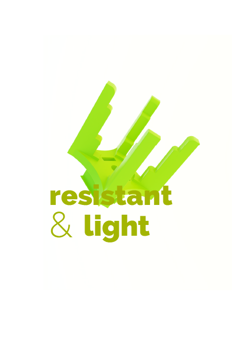 resistant and light