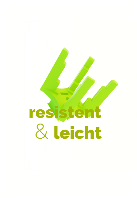 resistent und leicht
