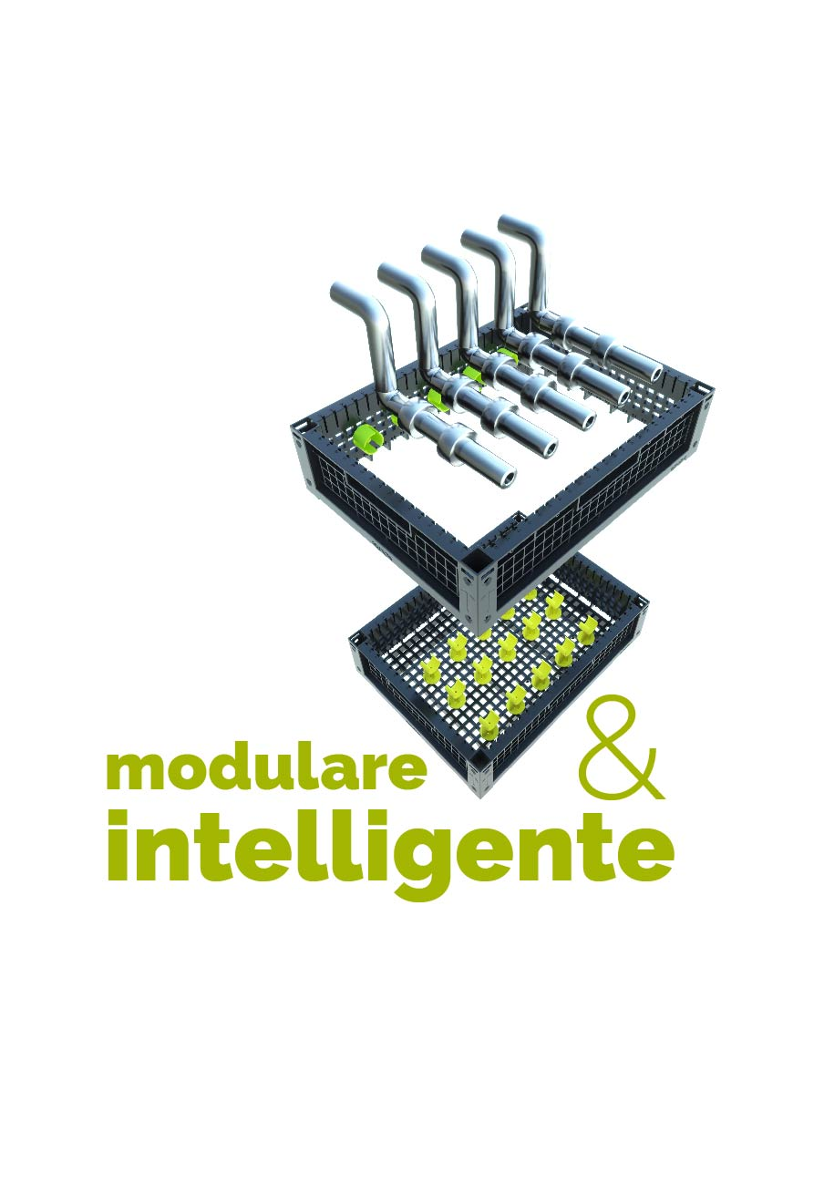 Modulare e intelligente