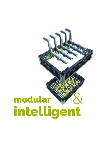 modular und intelligent