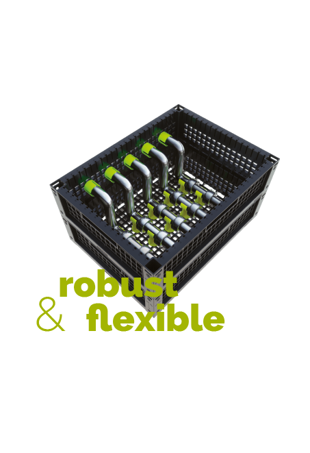 robust and flexible