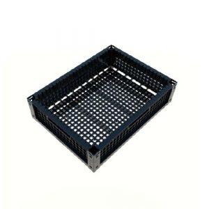 indBox: industrielle Stapelbehälter für Setzware